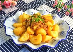 肉沫小土豆