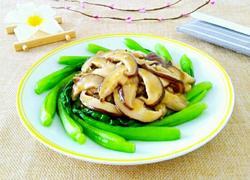 香菇小油菜