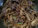 子姜丝炒牛肉的做法[图]
