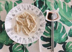 水饺-猪肉芹菜胡萝卜馅儿