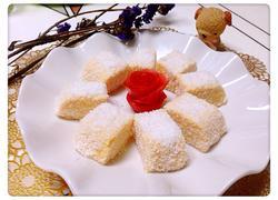 南瓜椰蓉糕