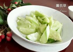 椒油蒜泥黄瓜