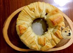 日式香浓炼乳面包