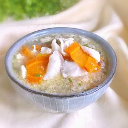 鱼肉胡萝卜汤