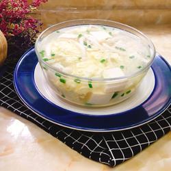 白玉菇鸡蛋豆