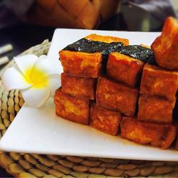 鲜香海苔豆腐