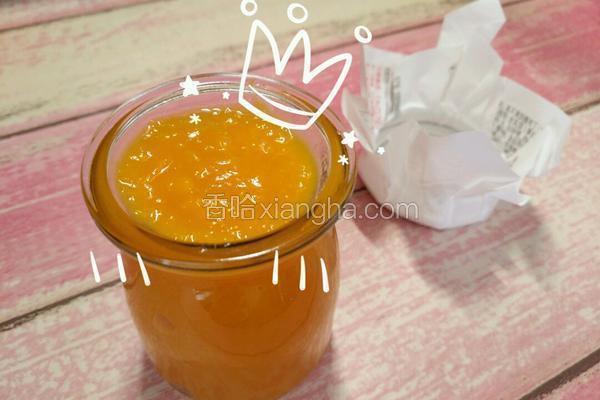 好吃✌芒果果酱