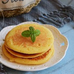 奶香玉米软饼