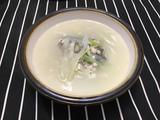 鲫鱼薏米白萝卜葱汤 的做法[图]