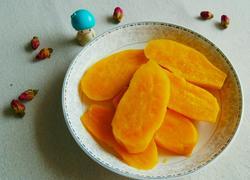 柠檬蜂蜜红薯