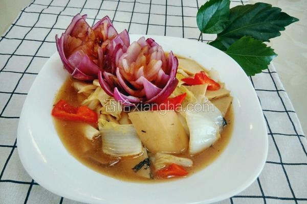 鱼胶蚝油杏鲍菇