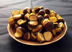 糖炒栗子(烤箱版)