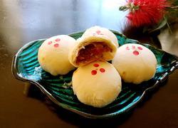玫瑰花月饼