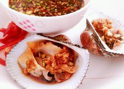 香拌大赤贝(又叫血蛤 豪蚶 毛蚶)