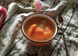 木瓜煲鸡汤