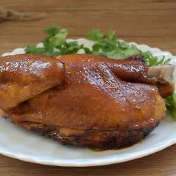 美味豉油鸡