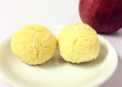 黄金奶粉椰丝球