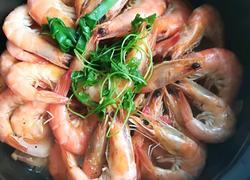 红酒盐焗虾