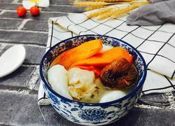 淮山萝卜筒骨汤(秋冬滋润)