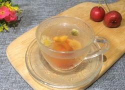 山楂果茶饮