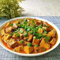 麻婆豆腐的做法[圖]