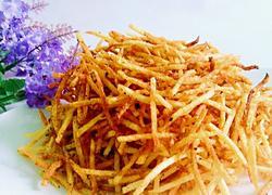 黄金土豆松