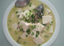 豆腐鱼汤(鲜)