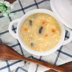广式粟米羹