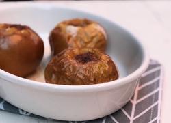 肉桂烤苹果