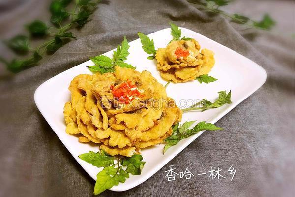牡丹花鱼片(花开富贵)