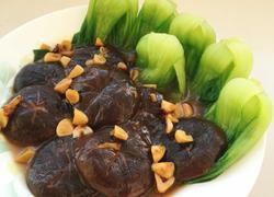 皇家香菇油菜