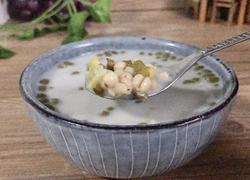 绿豆薏苡仁粥