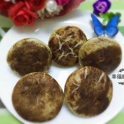 蘑菇叉烧包