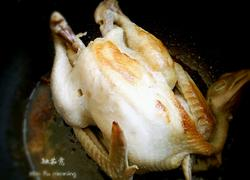 电饭煲盐焗鸡