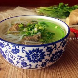清炖羊肉粉汤