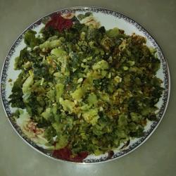 蒸炒油麦菜