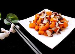 赤小豆炒百合