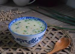小米黄豆粥