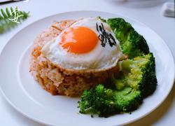 韩式辣白菜炒饭