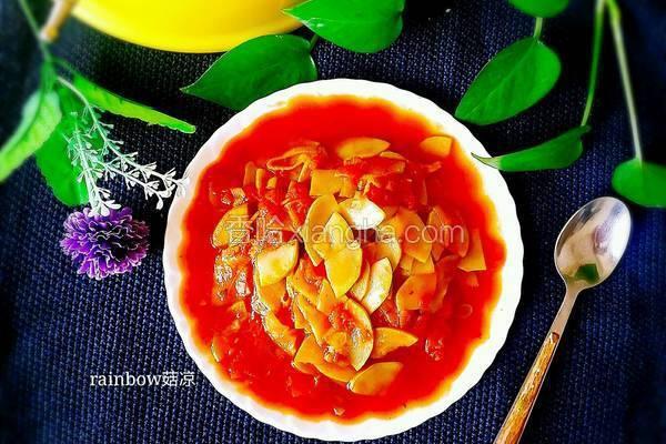 番茄西葫芦