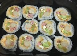 寿司_紫菜包饭