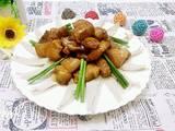 红烧肉扒豆皮的做法[图]