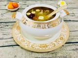 银耳莲子红枣枸杞百合汤的做法[图]