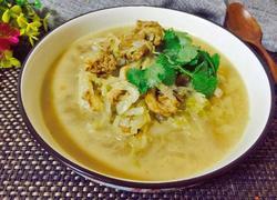 酸菜汆羊肉