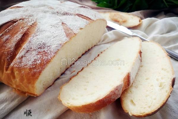 改良乡村面包