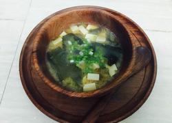 日本味增汤