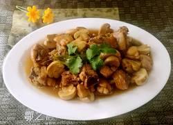 小鸡烧蘑菇