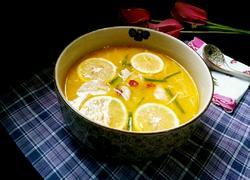 金汤柠檬鱼片