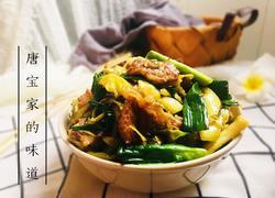 酸菜小炒肉