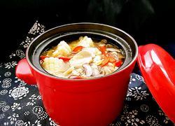 素食养生锅
